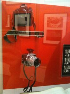 D55- Kennedy家御用攝影師在1960-1963年用的SW series Hasselblad.